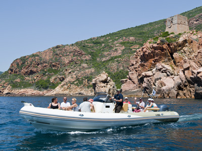 location bateau Zodiac 850