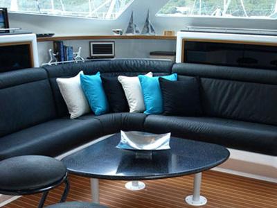 inside Voyage 520