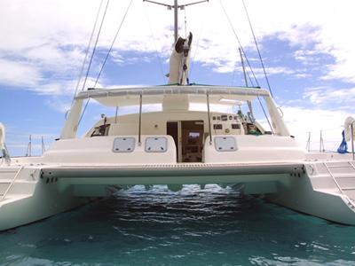 location bateau Voyage 580