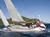 location bateau Swan 80