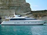 location bateau Falcon 100