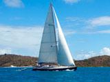 location bateau Swan 53