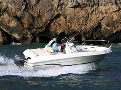 location bateau Cap Camarat 5.1