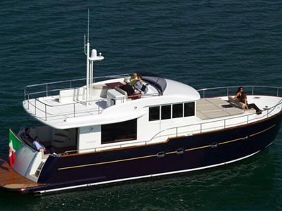 location bateau Cantieri Estensi 530 Maine