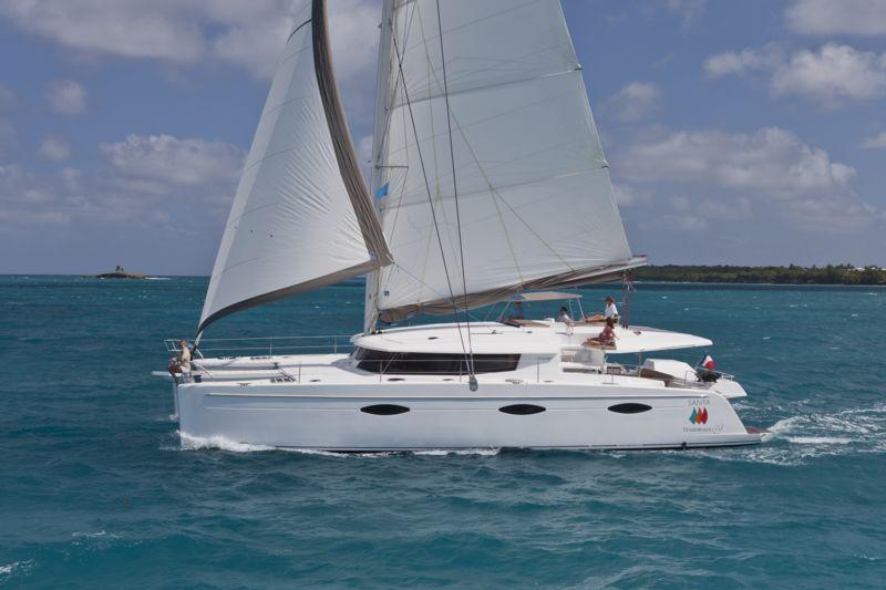 location bateau Sanya 57