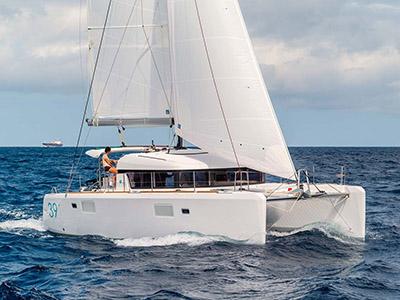 location bateau Lagoon 39
