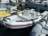 location bateau Gommone MT-6