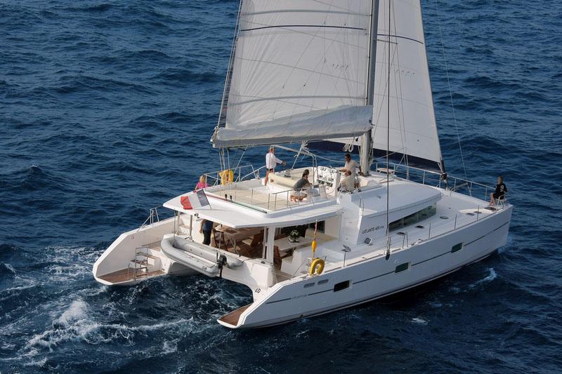 location bateau Catlante 600