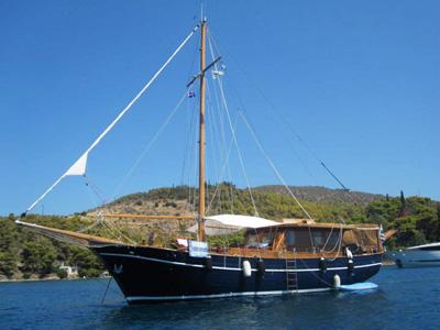 location bateau Aegeas