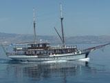 location bateau Aegeotissa I