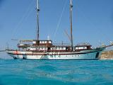 location bateau Aegeotissa II