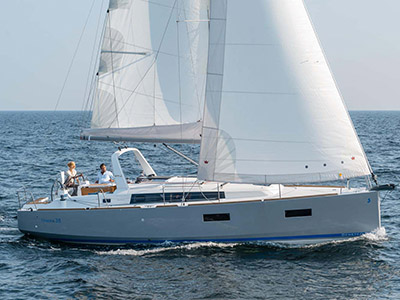 location bateau Oceanis 38