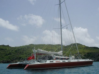 location bateau Spronk 68
