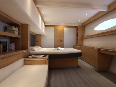 inside Tradewinds 70