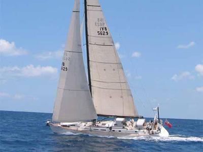 location bateau Swan 56