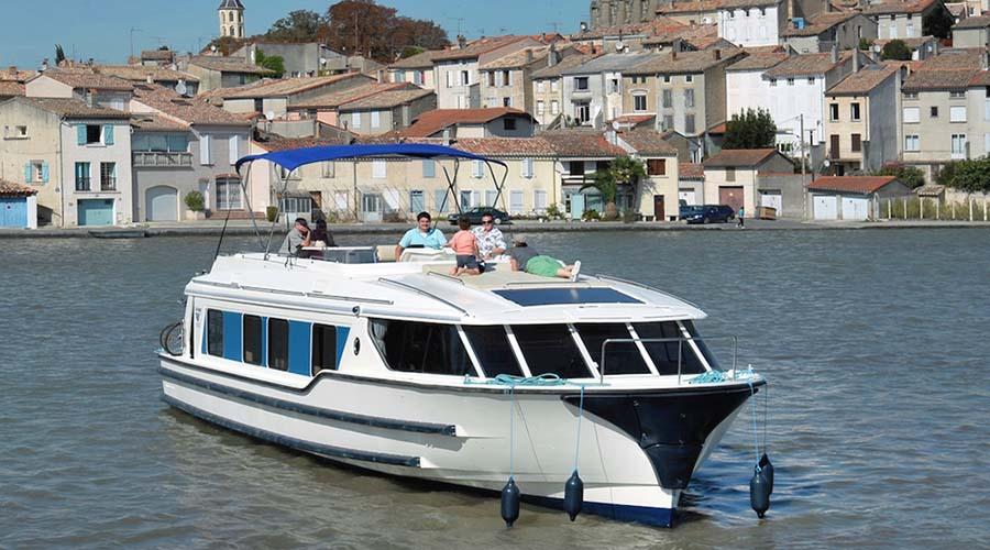 location bateau Vision 2