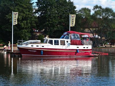 location bateau Nautiner 40.3