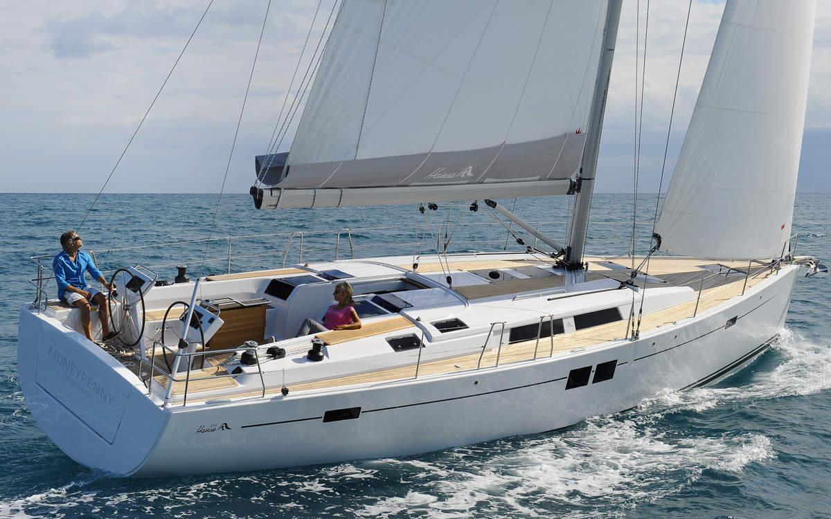 location bateau Hanse 505