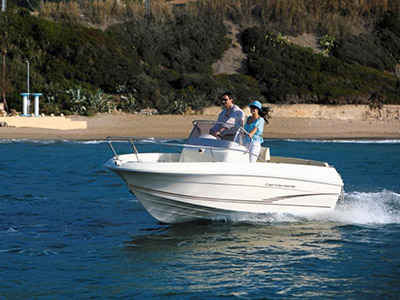 location bateau Cap Camarat 5.1 CC