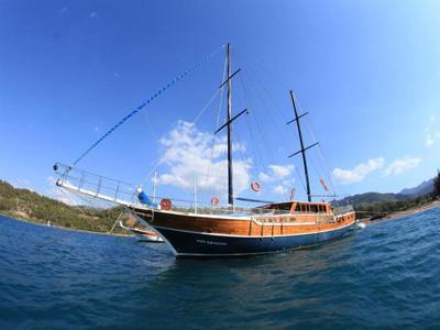 location bateau Aragon