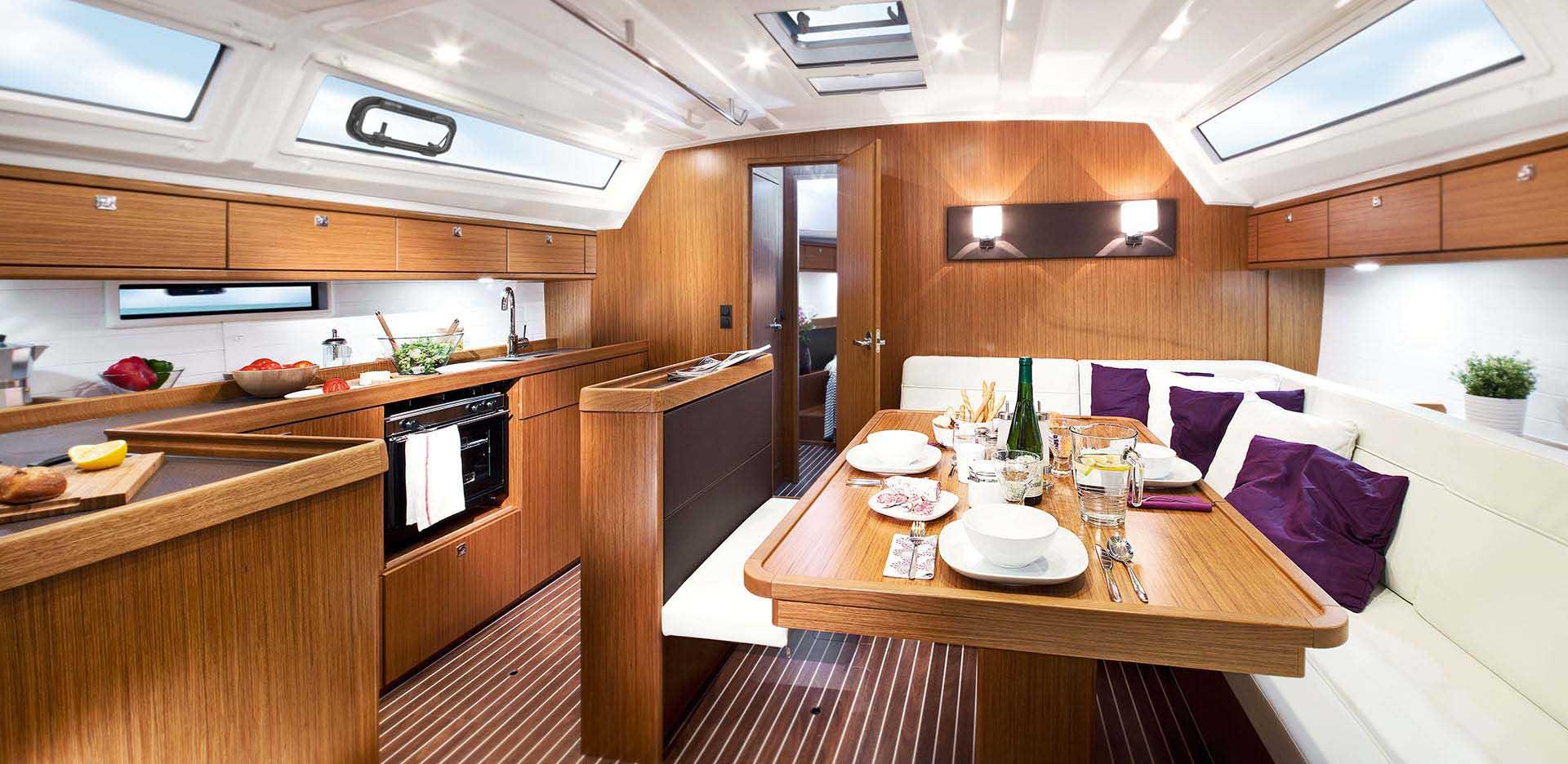 interno Bavaria Cruiser 46
