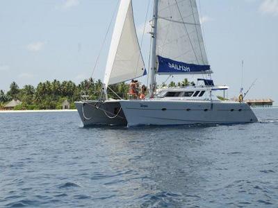 location bateau Knysna 480