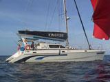 location bateau Knysna 440