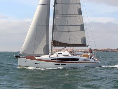 location bateau Sun Odyssey 41 DS