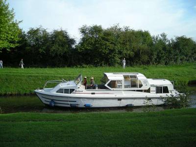 location bateau Goeland