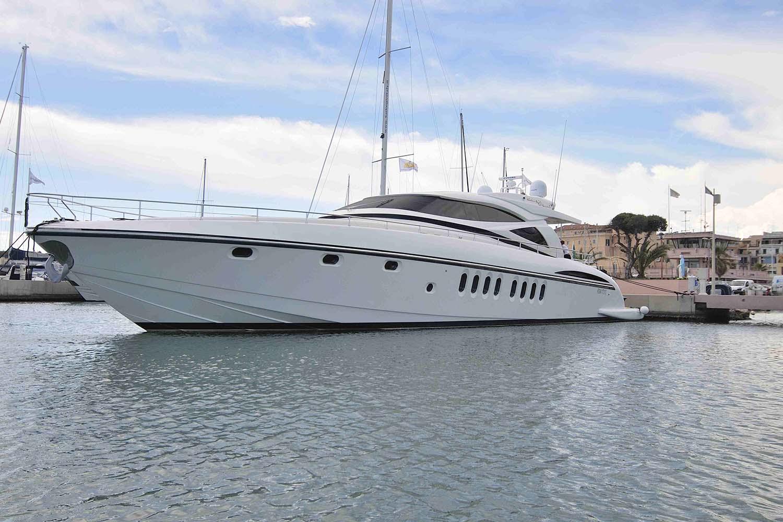 location bateau Alalunga 85 Sport