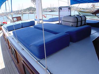 Location bateau Gulet 65
