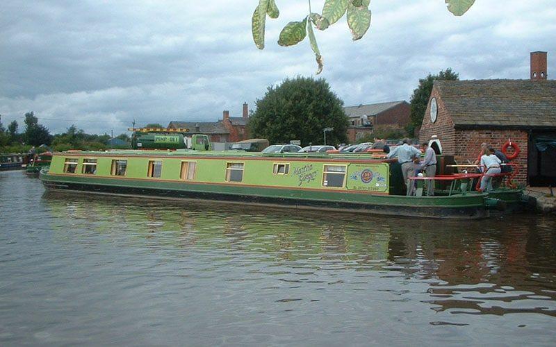 location bateau Martha