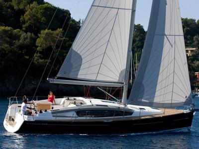 location bateau Sun Odyssey 44 DS