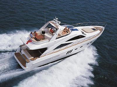 location bateau Sealine T60
