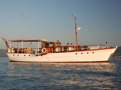 location bateau Ormidale 58
