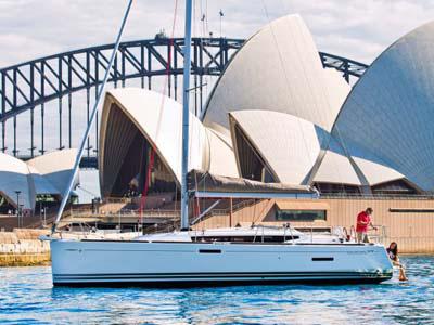 location bateau Sun Odyssey 379 perf.