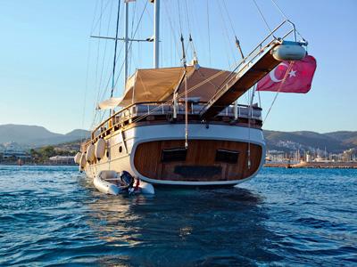 location bateau M/S Osman Kurt