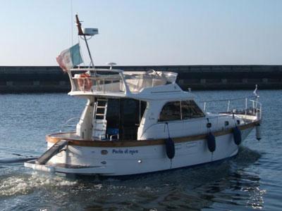 location bateau Sciallino 40