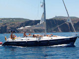 location bateau Oceanis 411 Celebration