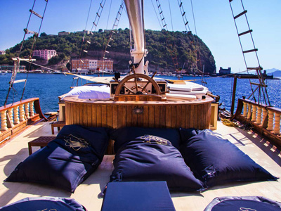 location bateau El Pirata