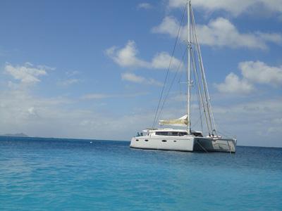 location bateau Galathea 65