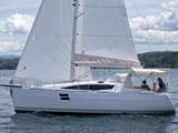 location bateau Elan 354 Impression