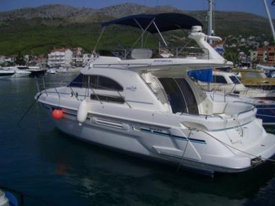 location bateau Sealine 360 Statesman Fly