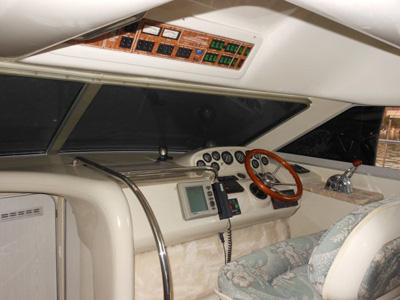 intérieur Sealine 360 Statesman Fly