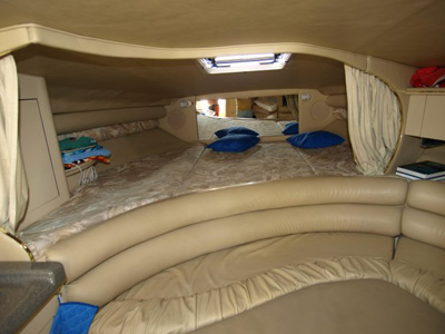 interno Sea Ray 310 Sunduncer