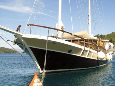 location bateau Gulet Gulet