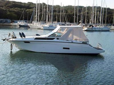 location bateau Regal 10.5M