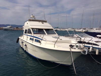 location bateau Princess 330