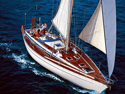 location bateau Grand Soleil 46