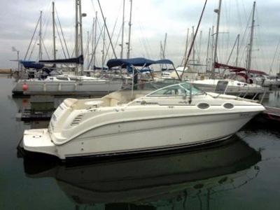 location bateau Sea Ray 260 Sundancer